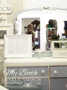 My Booth {Virginia Beach Antique Mall}