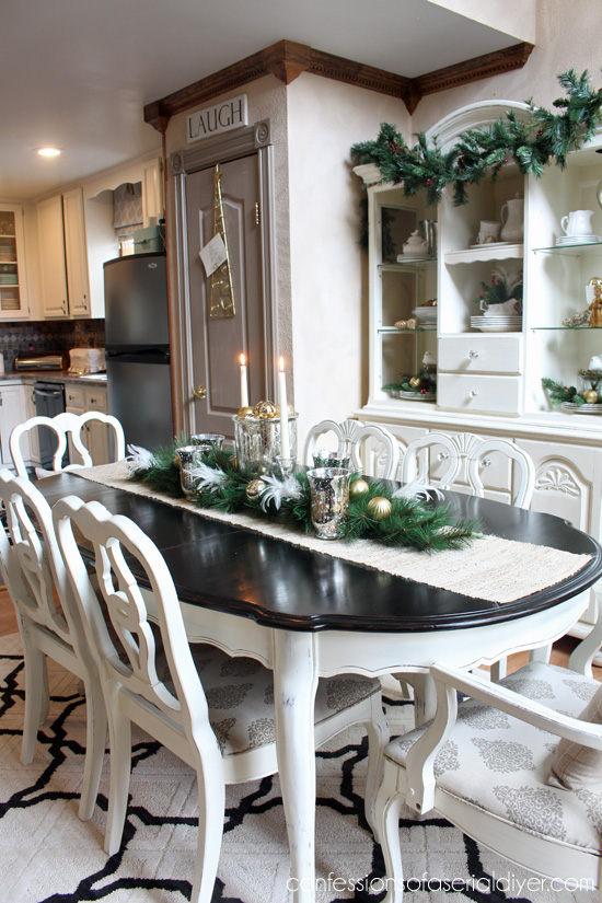 Christmas Home Tour 2014 Confessions of a Serial Do-it-Yourselfer