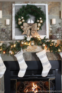 Super Simple Christmas Wreath