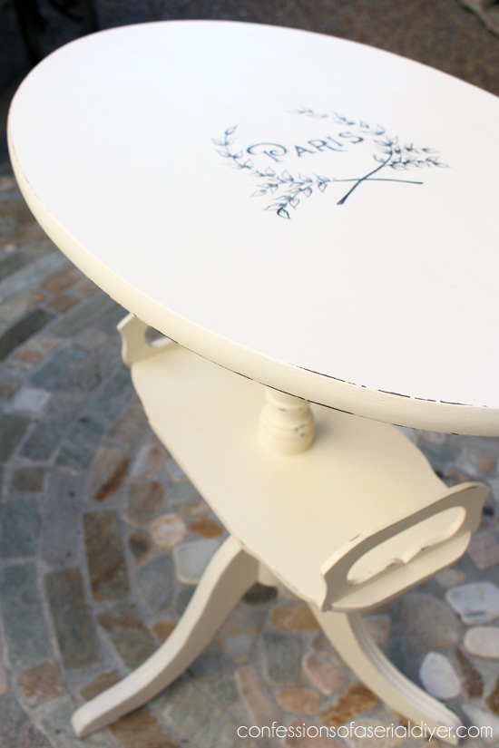 Petite Paris Tables
