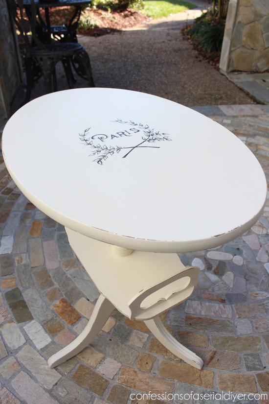 Petite Paris Tables