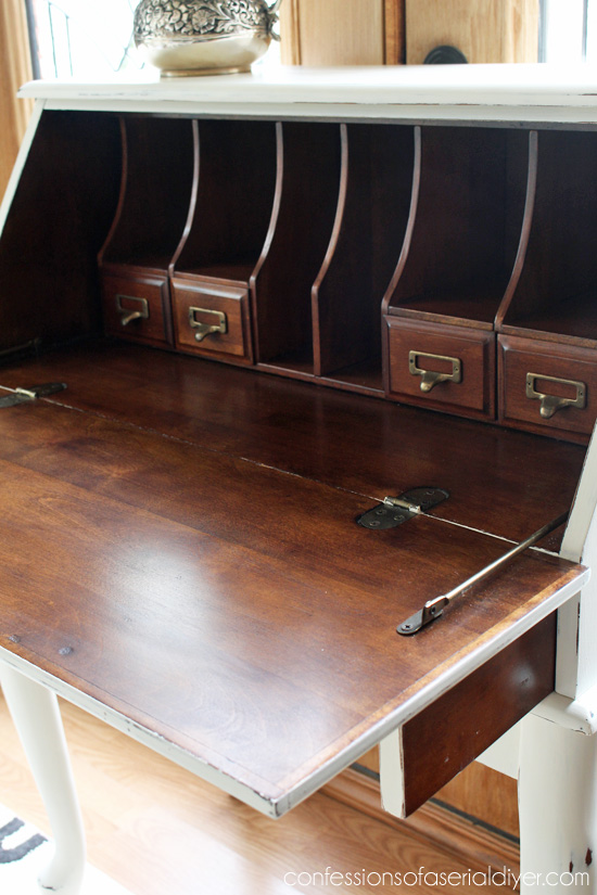 French Secretary Desk