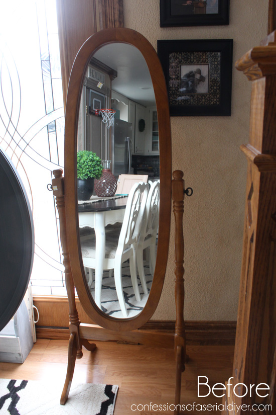 Mirror-Before