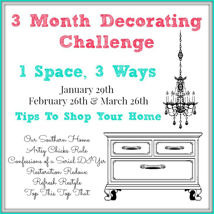 3-month-decorating-challenge-graphic