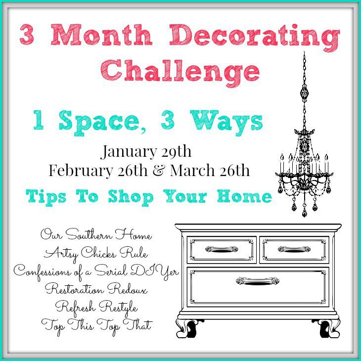 3-month-decorating-challenge-graphic