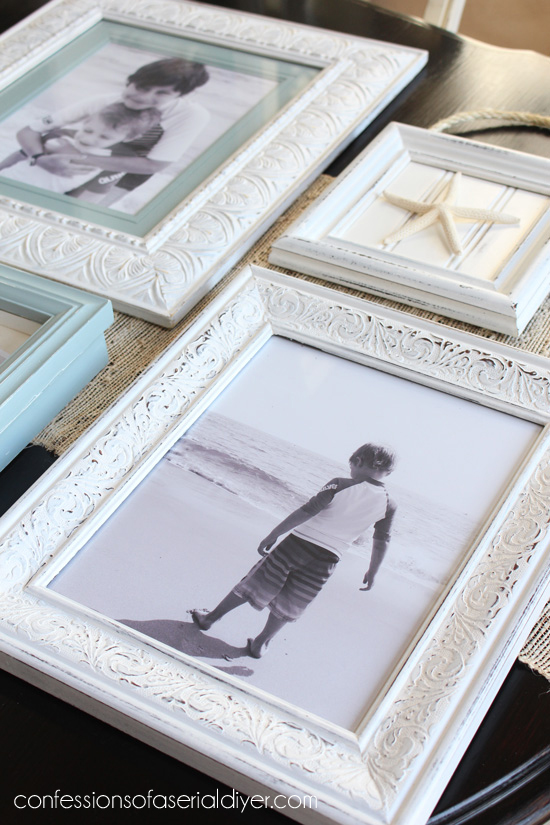 Old Frames Become New Treasures