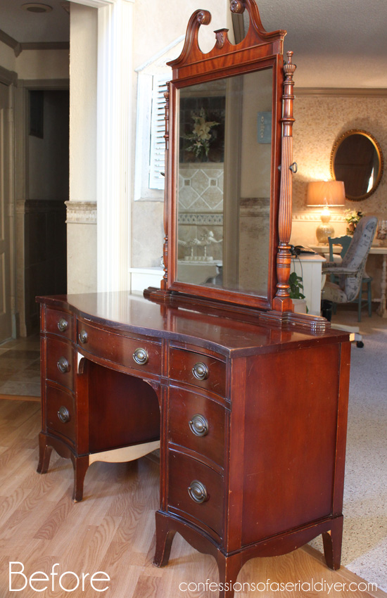 Dressing-Table-Before