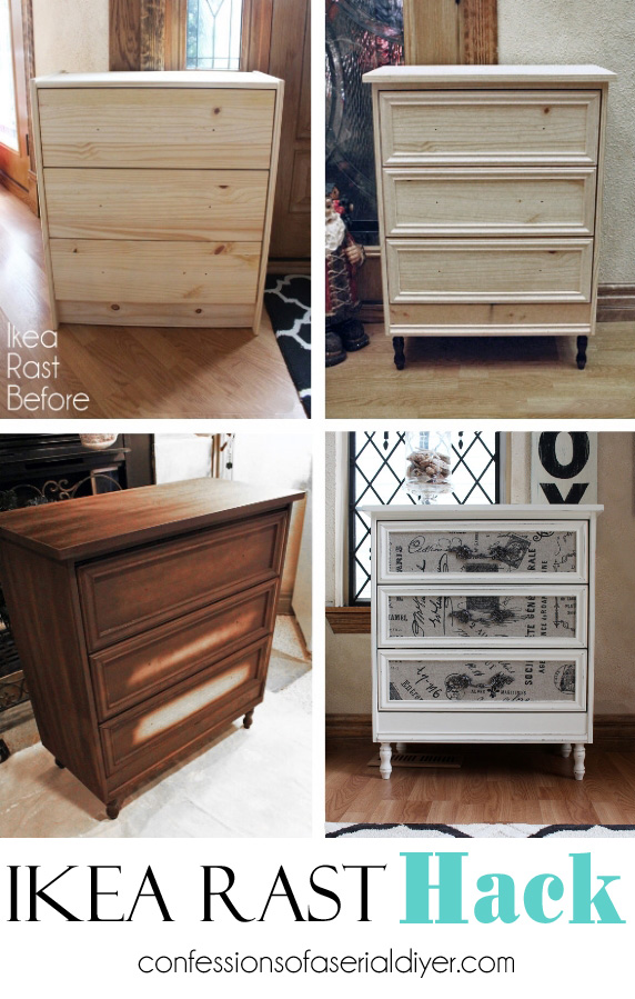 20 confessions of a serial do it yourselfer furniture Ikea furniture makeover