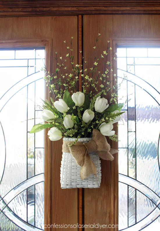 High Quality Spring Tulip Basket
