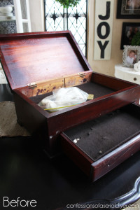 Flatware-Box-Upcycle-Before
