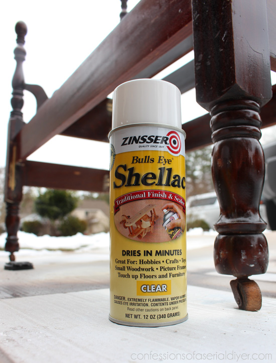 This stuff works perfectly to block stains, and it also covers up odors!