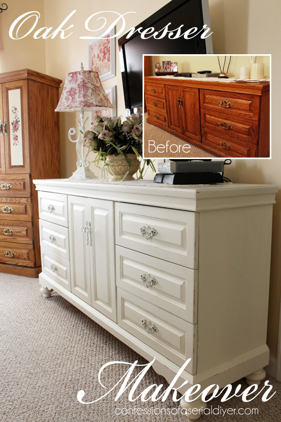 The Rest of the Oak Bedroom Set : Confessions of a Serial Do-it-Yourselfer