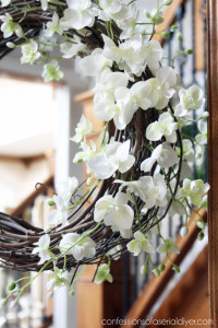 Sweet and Simple Spring Wreath
