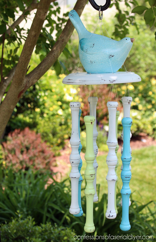 Spindle Wind Chimes Confessions Of A