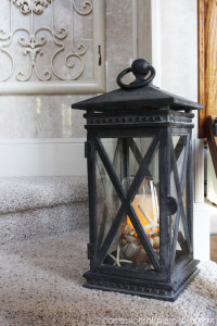 Lantern from Balsam Hill