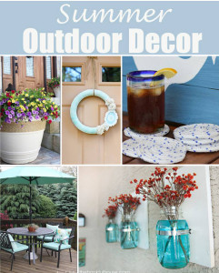 Get Your DIY On: Outdoor Decor