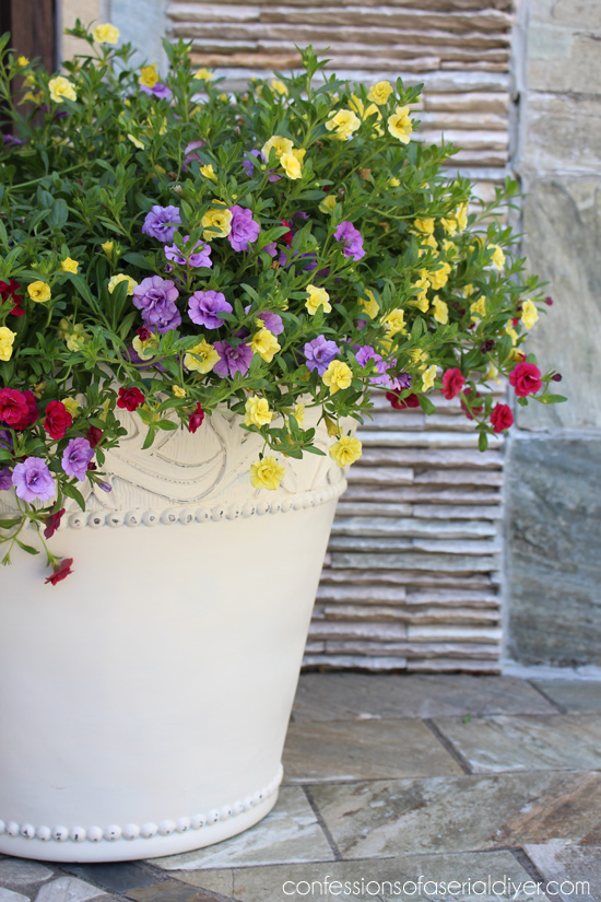 Updating Old Porch Decor | Confessions of a Serial Do-it-Yourselfer
