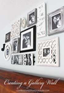 Bedroom Gallery Wall: a Decorating Challenge