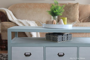 Whitewashed Country Chic Paint Project from Joy in Our Home