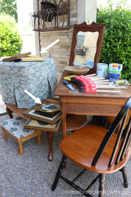 Sewing-Table-Yard-Sale-Haul-1