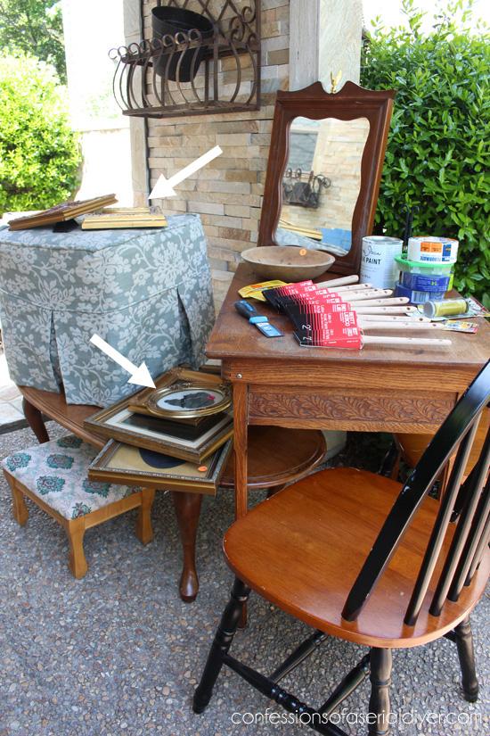 Sewing-Table-Yard-Sale-Haul-1