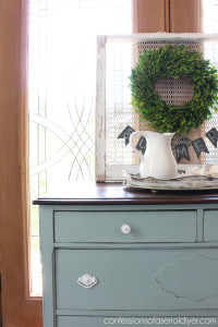 Antique Dresser Revival
