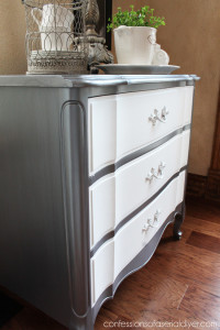 French Provincial Chest Update