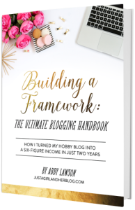 Looking to Start a Blog? This Blogging Book Rocks!