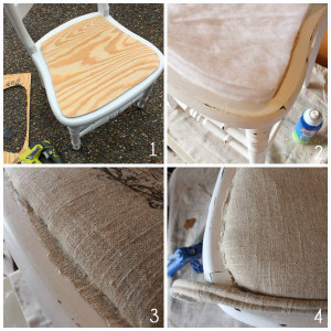 How to fix a broken seat with French flair! Confessions of a Serial Do-it-Yourselfer