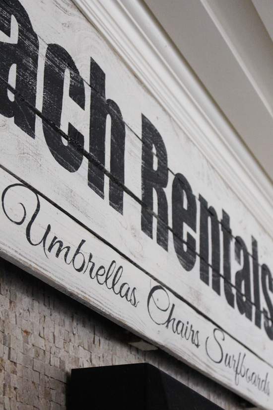 Vintage Hand Painted Signs