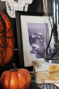 Ghostly images from Pottery Barn