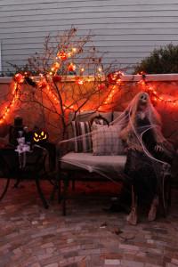 Halloween Display 2015