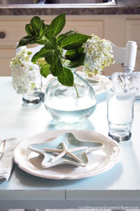 Ironstone plates from Pier One