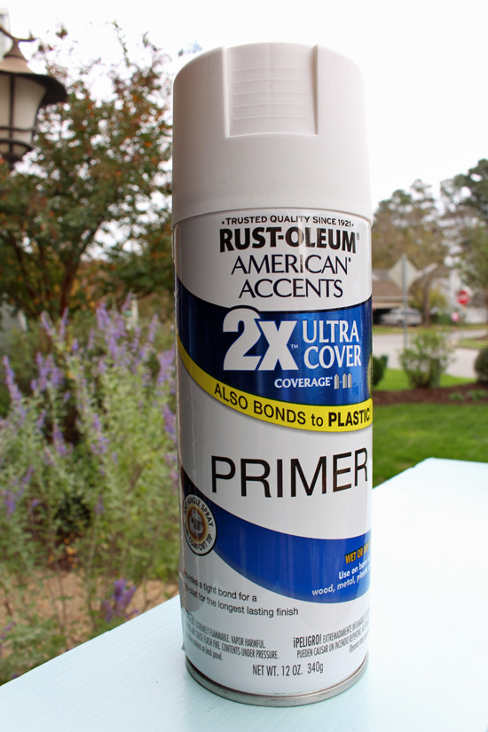 Rustoleum Spray Primer