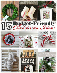 15 Budget-Friendly DIY Christmas Ideas