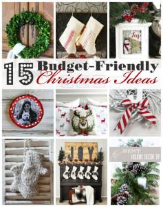 15 Budget-Friendly DIY Christmas Ideas