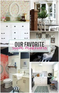 Get Your DIY On: Favorite Room Makeover