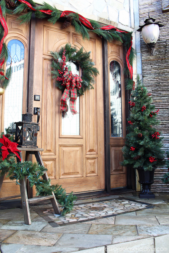 Outdoor Christmas Tour And Video Of Santa S Workshop