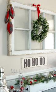 DIY Flannel Christmas Bulbs from Little House of Four