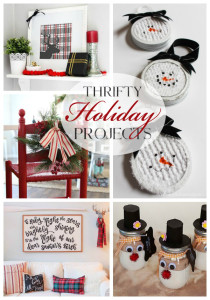 Get Your DIY On: Thrifty Holiday Projects