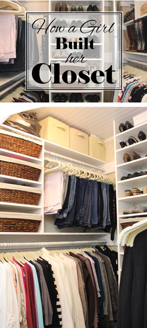 How I Built my Closet