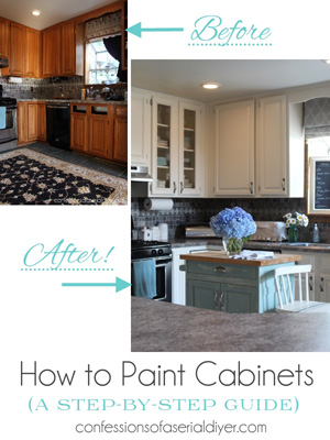 A Step-by-Step Guide to Painting Cabinets