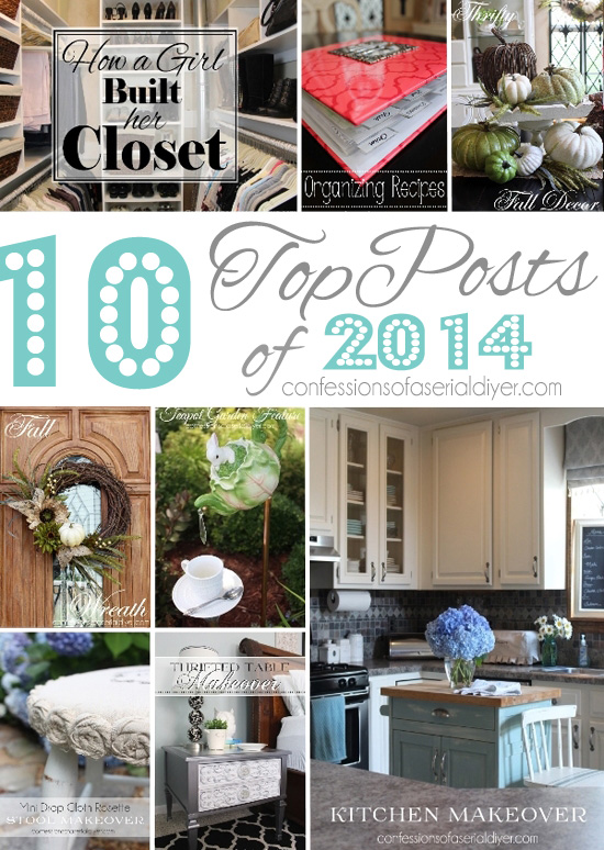 Top 10 Posts of 2014