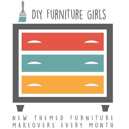 DIY Furniture Girls Logo
