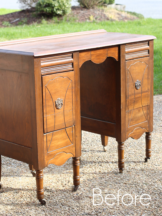 Antique-Dressing-Table-Before