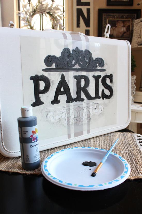 Stencil from Artistic Stencil Designs