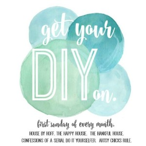 Get Your DIY On: Numbered and Lettered Projects