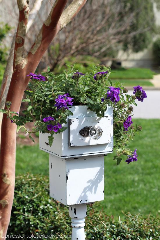 Whimsical Garden Planter