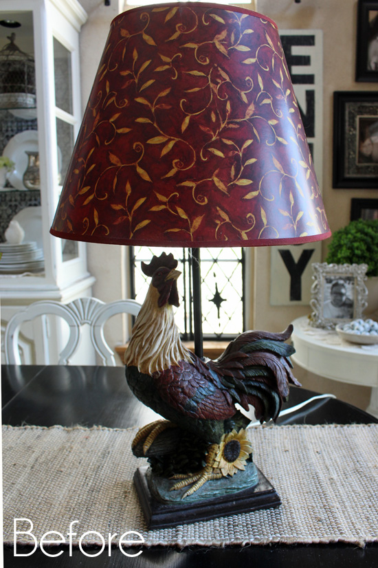 Rooster-Lamp-Before-1