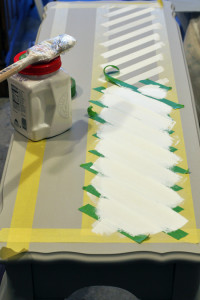 Frogtape is my favorite painting tape!